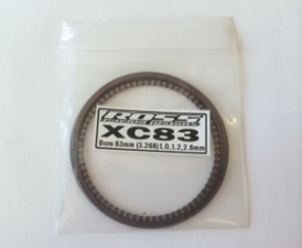 EXT-XC83 Ross Racing Piston Ring Set XC83